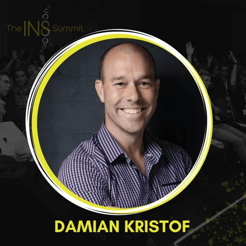 Damian Kristof In8 Summit 2021