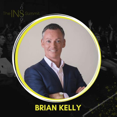 Brian Kelly Bio in8 Summit 2021