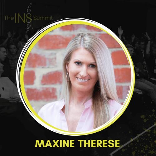 Maxine Therese Bio In8 Summit 2021